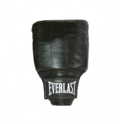 Pro Bag Gloves Cuir Everlast