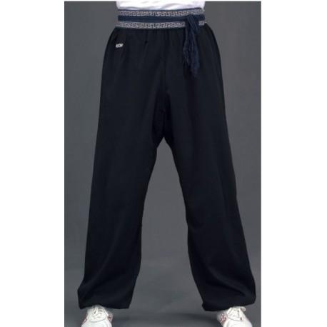 Pantalon de Kung-fu Wu Shu