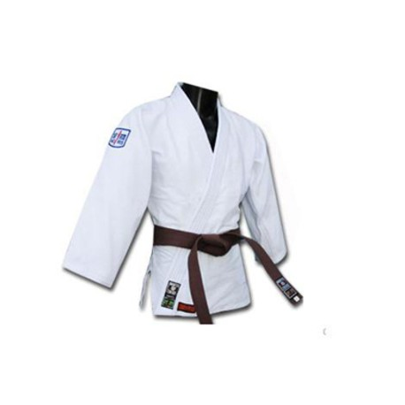 Kimono judo white tiger challenger Noris