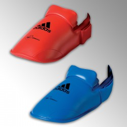 Protège-pied karaté Adidas WKF