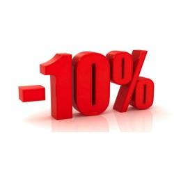 REMISE 10% avec le code AWF2BGTK